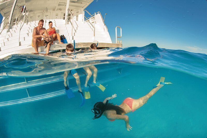 Snorkelling Bundaberg QLD - Lady Musgrave Island