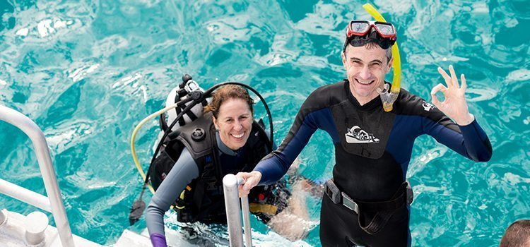 Scuba Diving - Lady Musgrave Experience