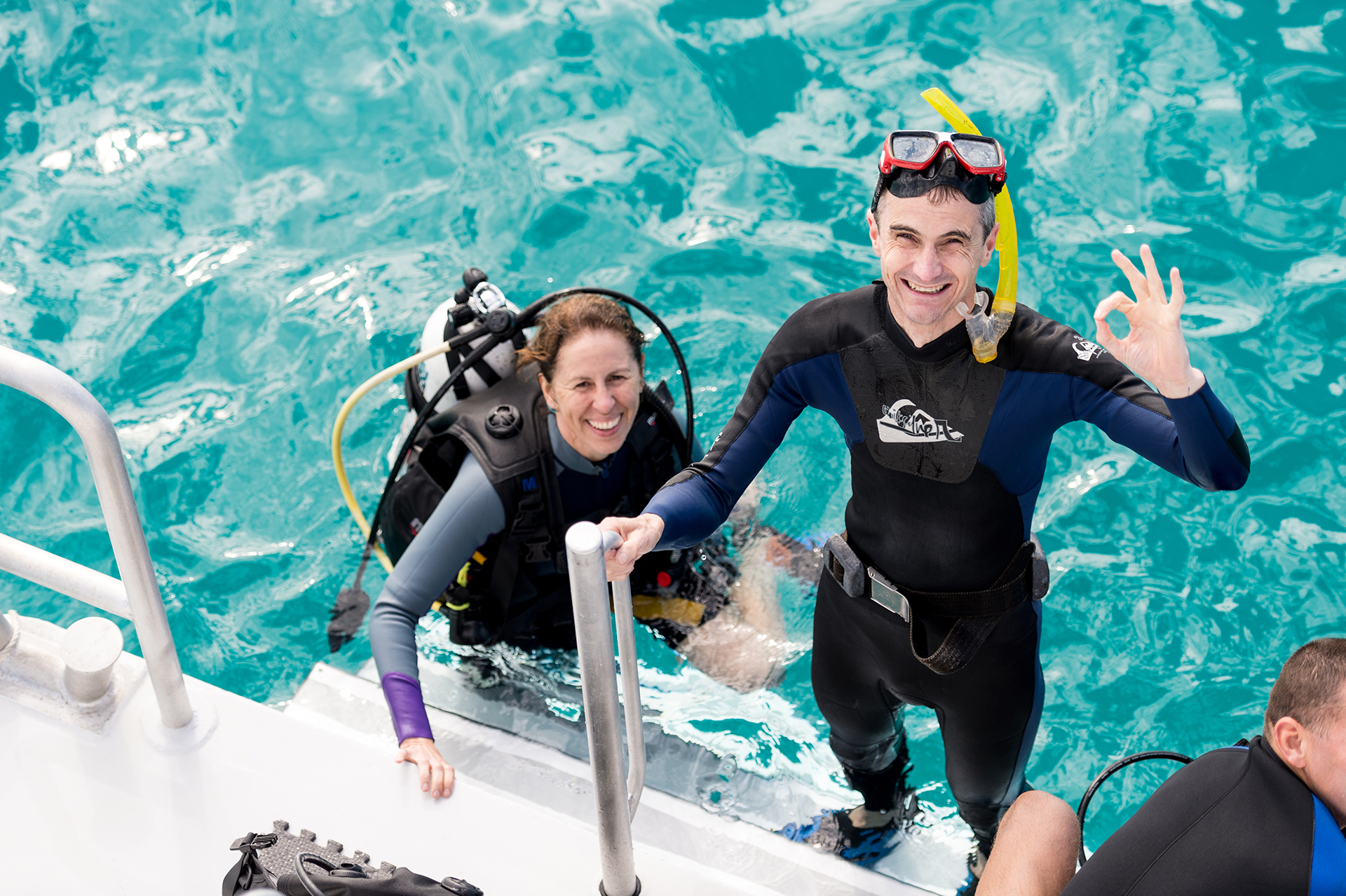 Scuba Diving Southern Great Barrier Reef, Lady Musgrave Experience